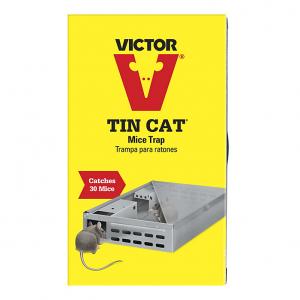 Diervriendelijke muizenval - Victor M310